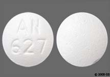 tramadol 50 mg picture an 627 white round pill